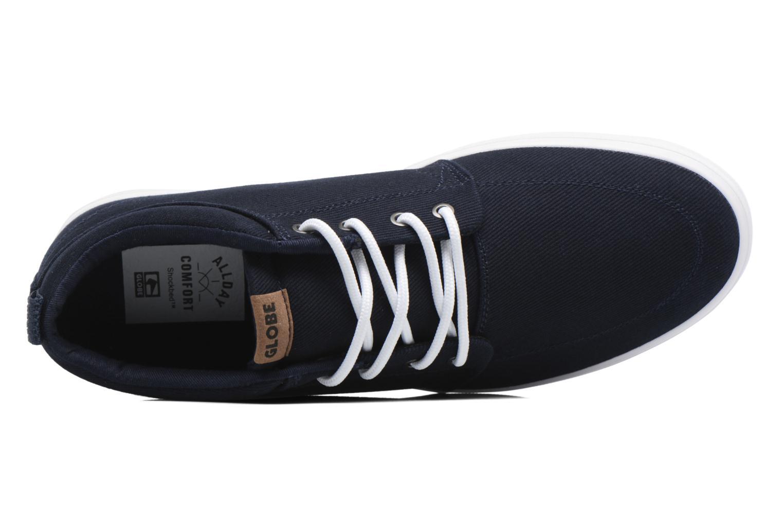 Sneakers Globe Gs Chukka Blauw links