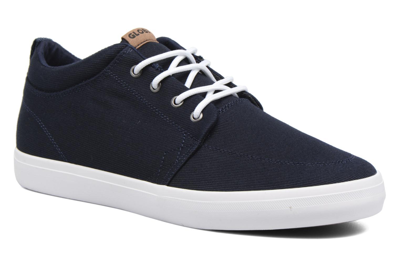 Sneakers Globe Gs Chukka Blauw detail