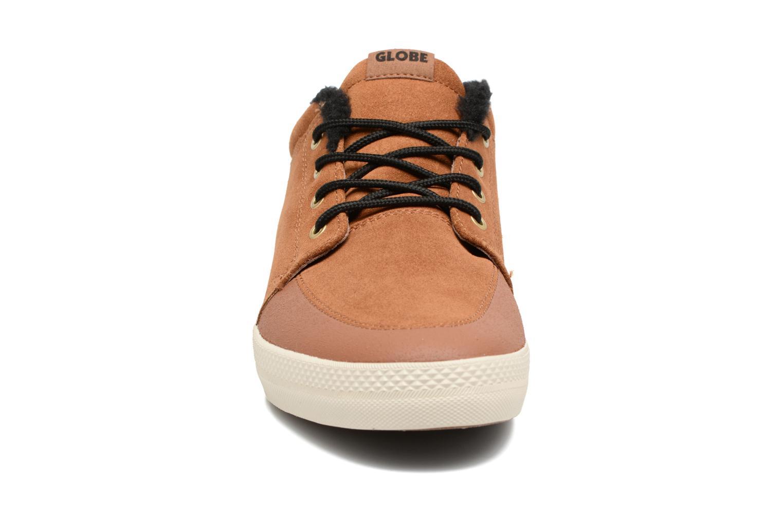 Gs Chukka Brown Black Wool