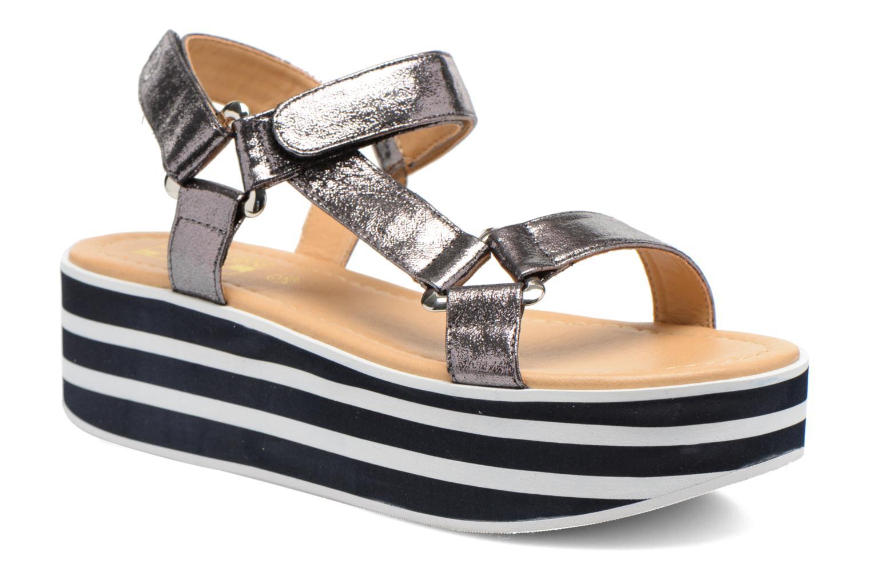 Bhama Sandal Buzz Antracite