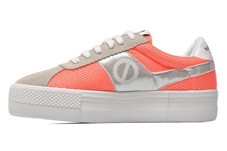 Sneakers No Name Shake Print Astro Micro Suede Multicolor voorkant