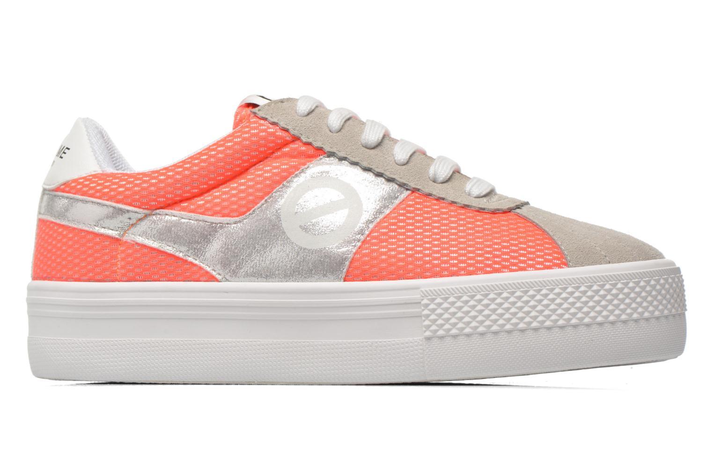 Sneaker No Name Shake Print Astro Micro Suede mehrfarbig ansicht von hinten