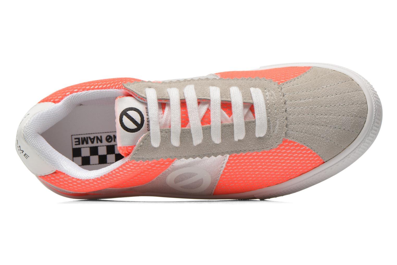 Sneaker No Name Shake Print Astro Micro Suede mehrfarbig ansicht von links