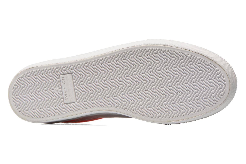 Sneaker No Name Shake Print Astro Micro Suede mehrfarbig ansicht von oben
