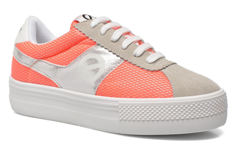 Sneaker No Name Shake Print Astro Micro Suede mehrfarbig detaillierte ansicht/modell