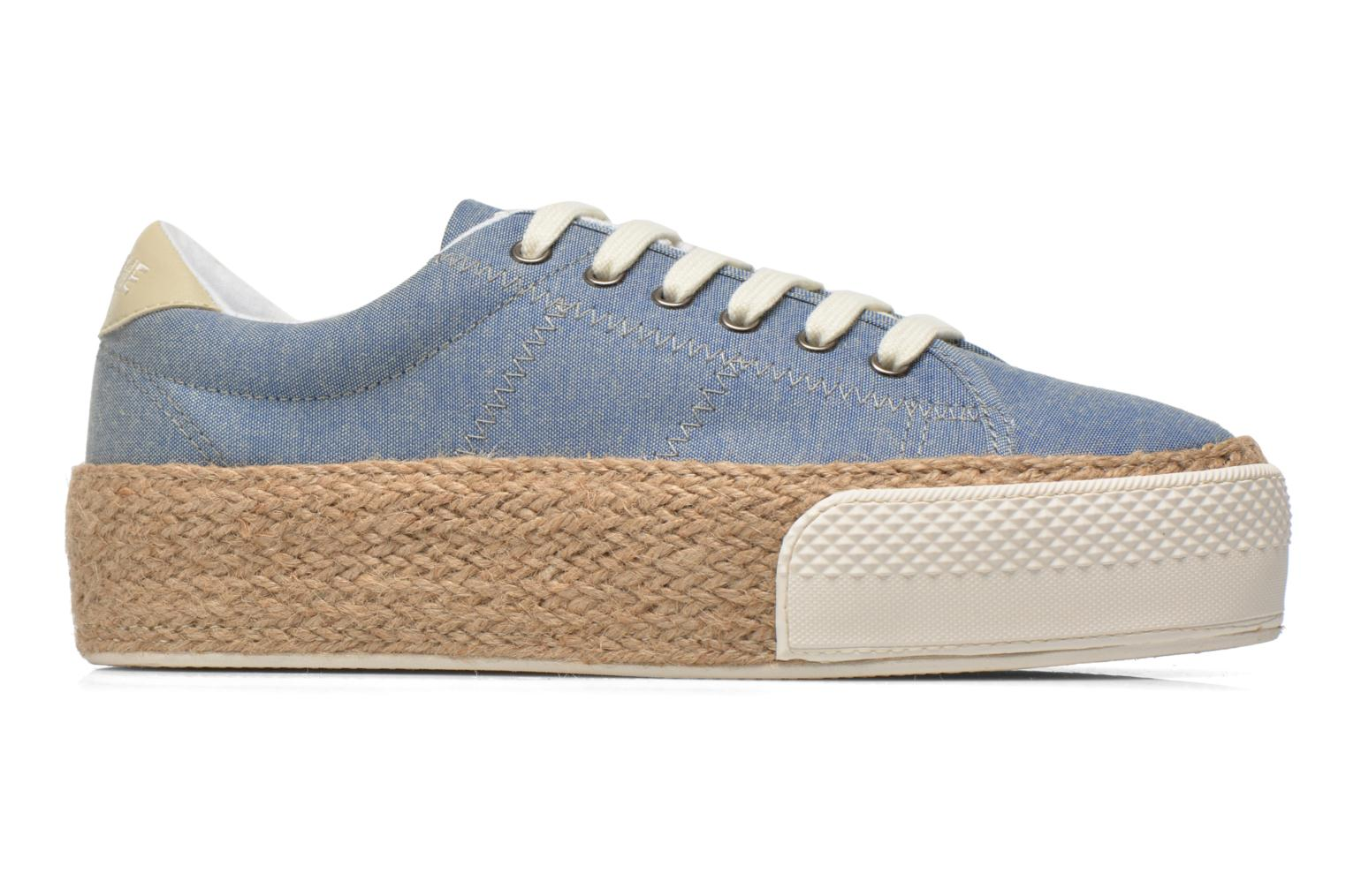 Baskets No Name Sunset Sneaker Molitor Bleu vue derrière