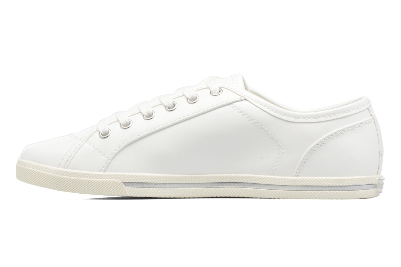 Sneaker Dockers Soli weiß ansicht von vorne