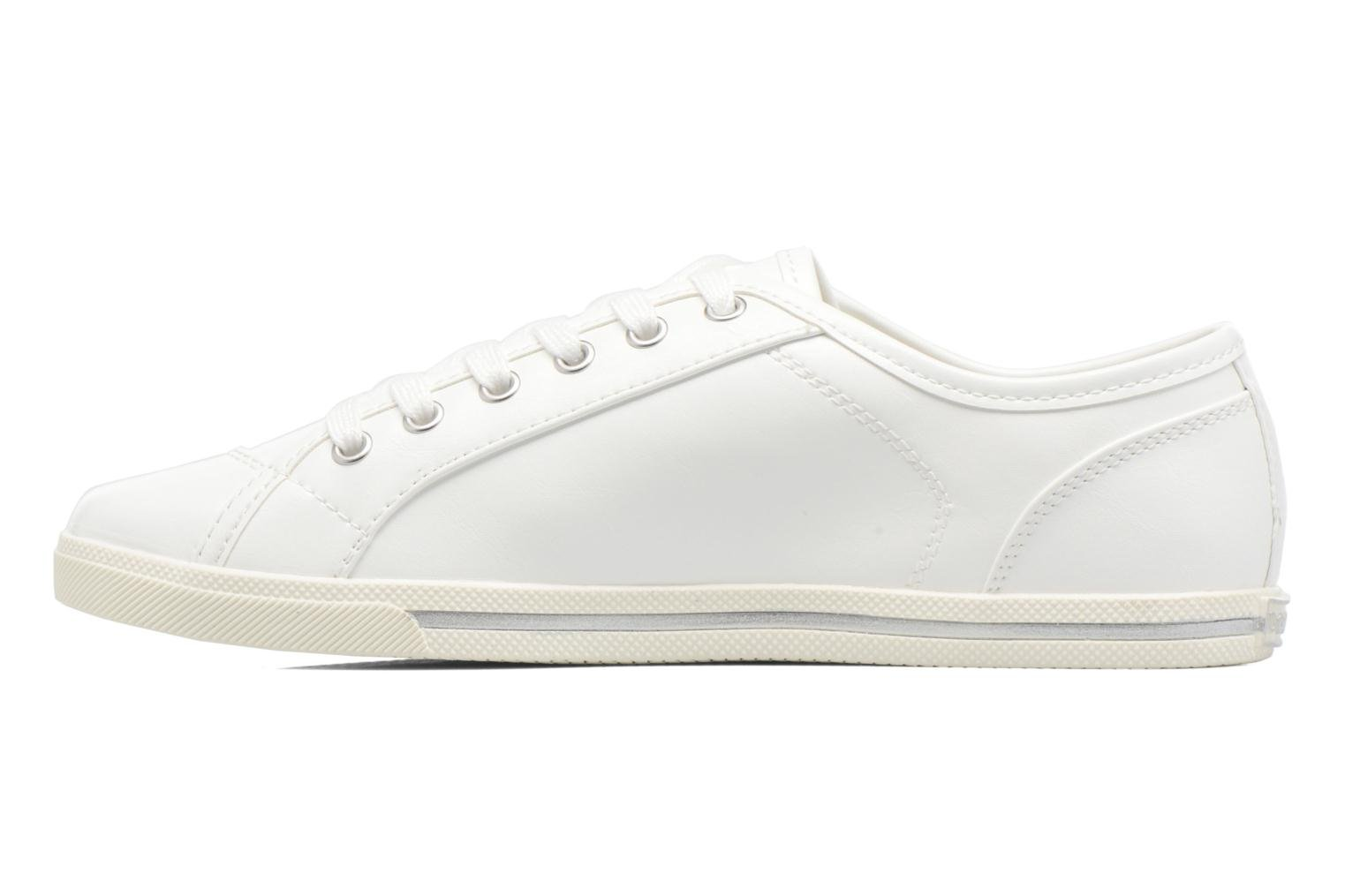 Baskets Dockers Soli Blanc vue face