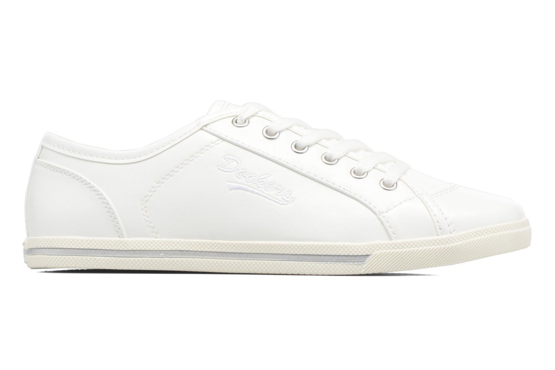 Sneaker Dockers Soli weiß ansicht von hinten