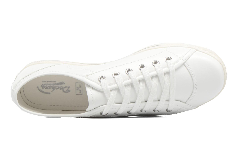 Sneaker Dockers Soli weiß ansicht von links