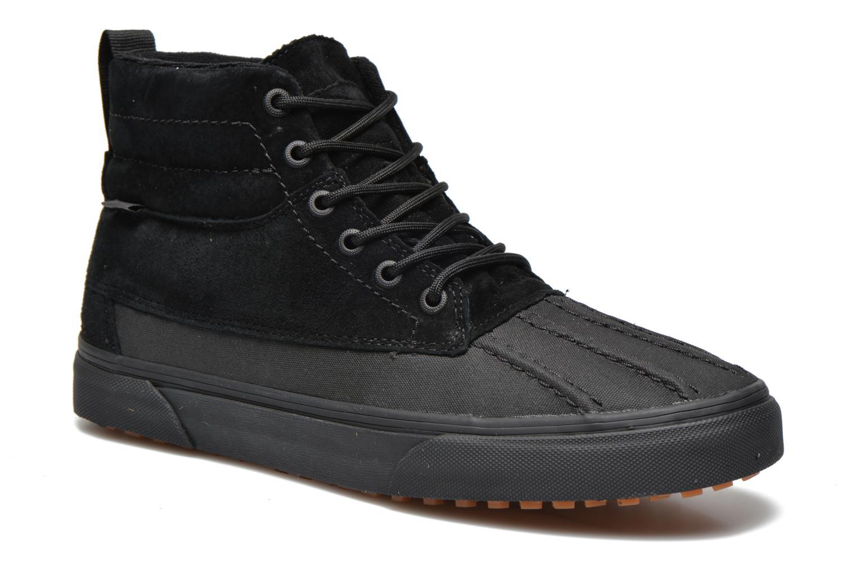 Sneakers Vans SK8-Hi Del Pato MTE Zwart detail
