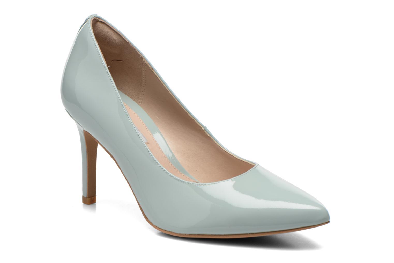 High heels Clarks Dinah Keer Blue detailed view/ Pair view