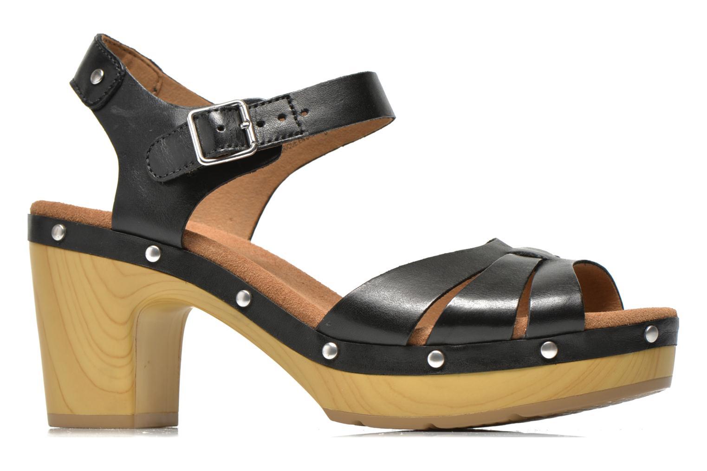 Ledella Trail Black leather
