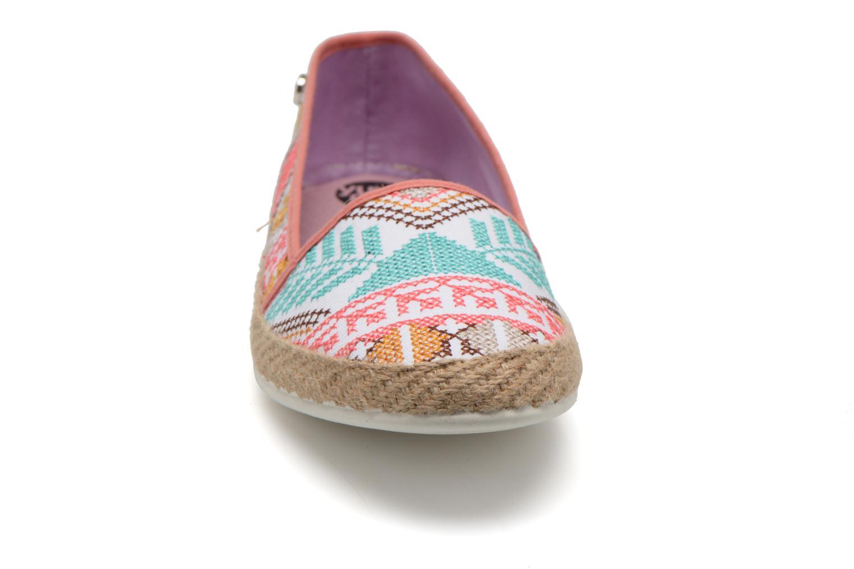 Ballerines Yum Gum Miley Multicolore vue portées chaussures