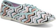 Chaussures à lacets Femme Snipe