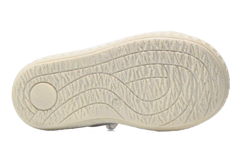 Scarpe con gli strappi Bopy Balina Bianco immagine dall'alto