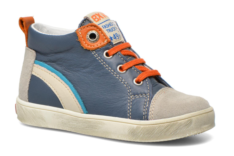 Sneakers Bopy Bamibie Blå detaljeret billede af skoene