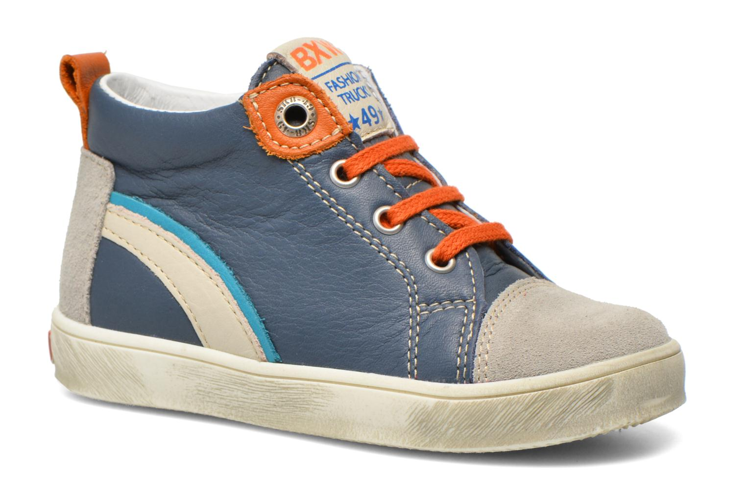 Trainers Bopy Bamibie Blue detailed view/ Pair view