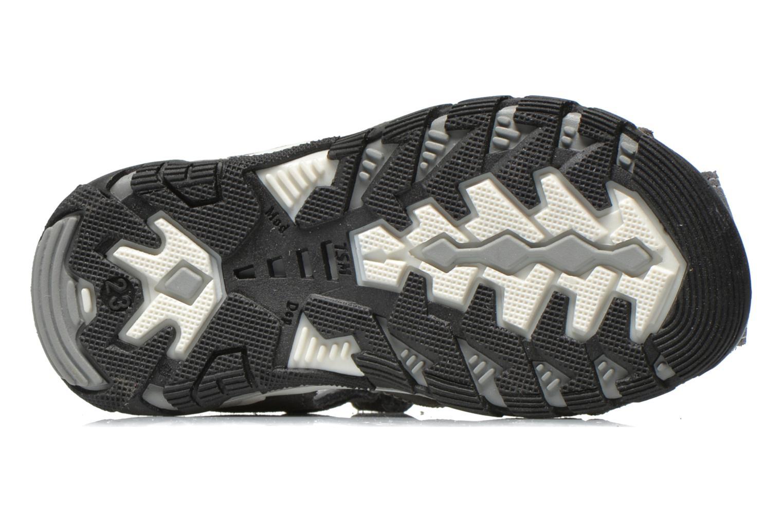 Sandales et nu-pieds Bopy Bugati Gris vue haut