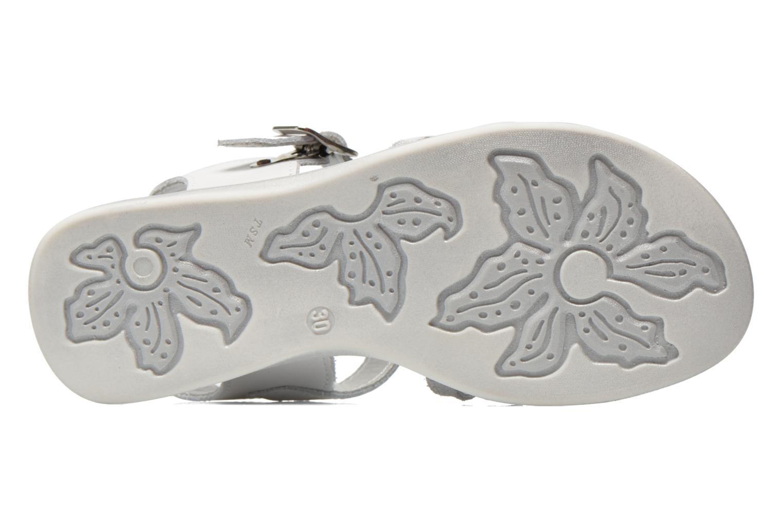 Sandalen Bopy Elodine Wit boven