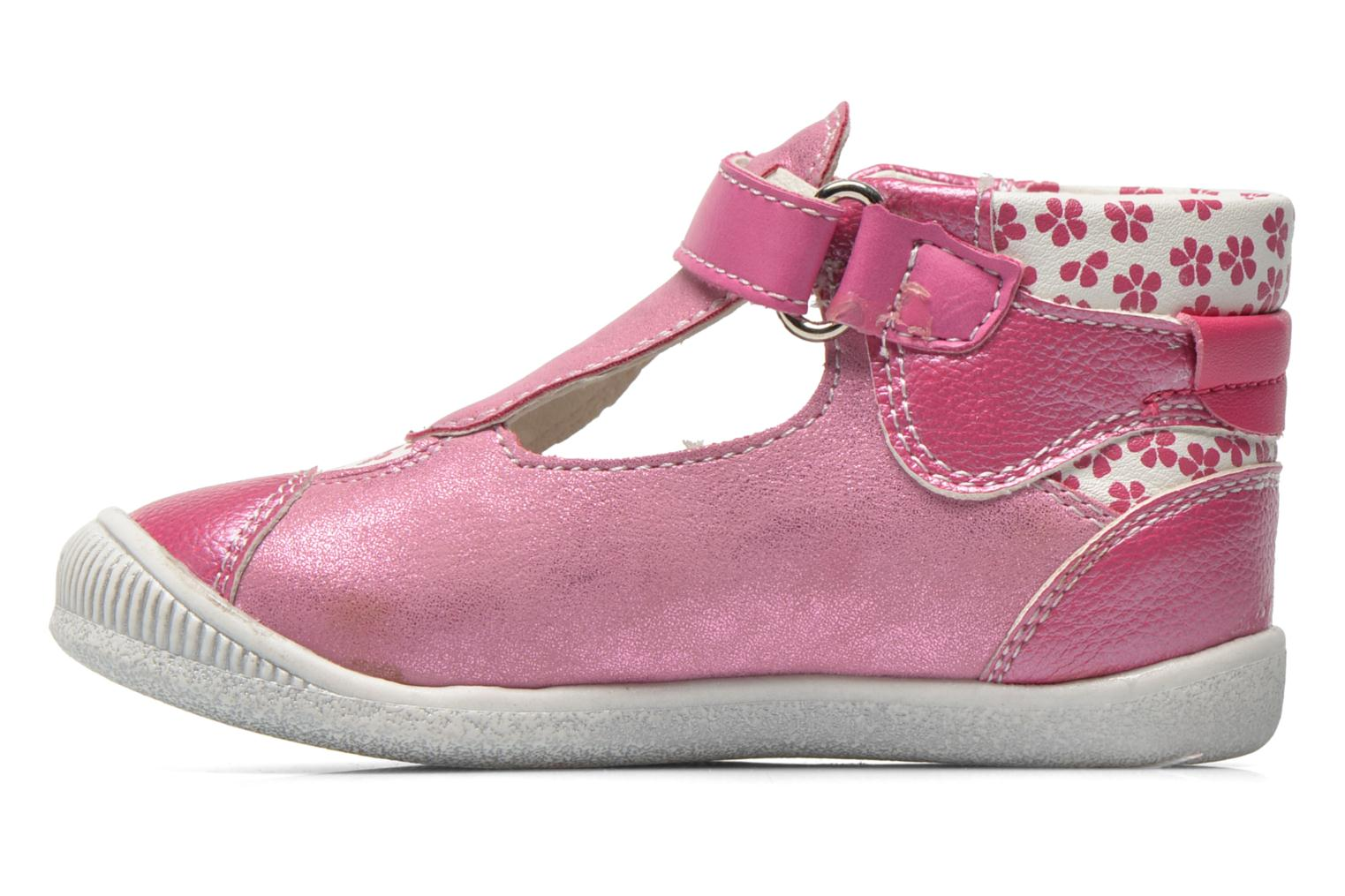 Summer boots Bopy Noriane Pink front view