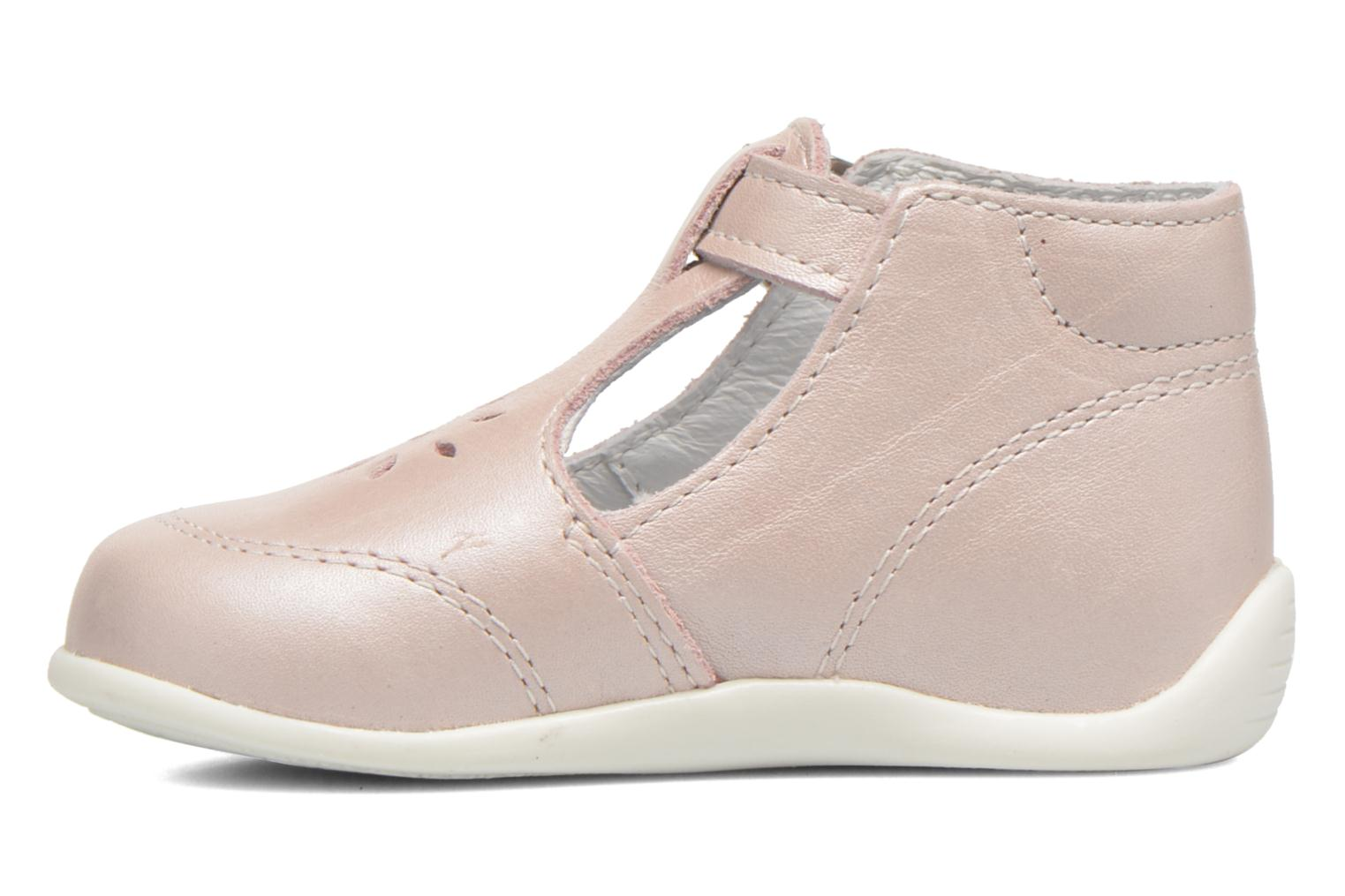 Summer boots Bopy Poumbo Pink front view
