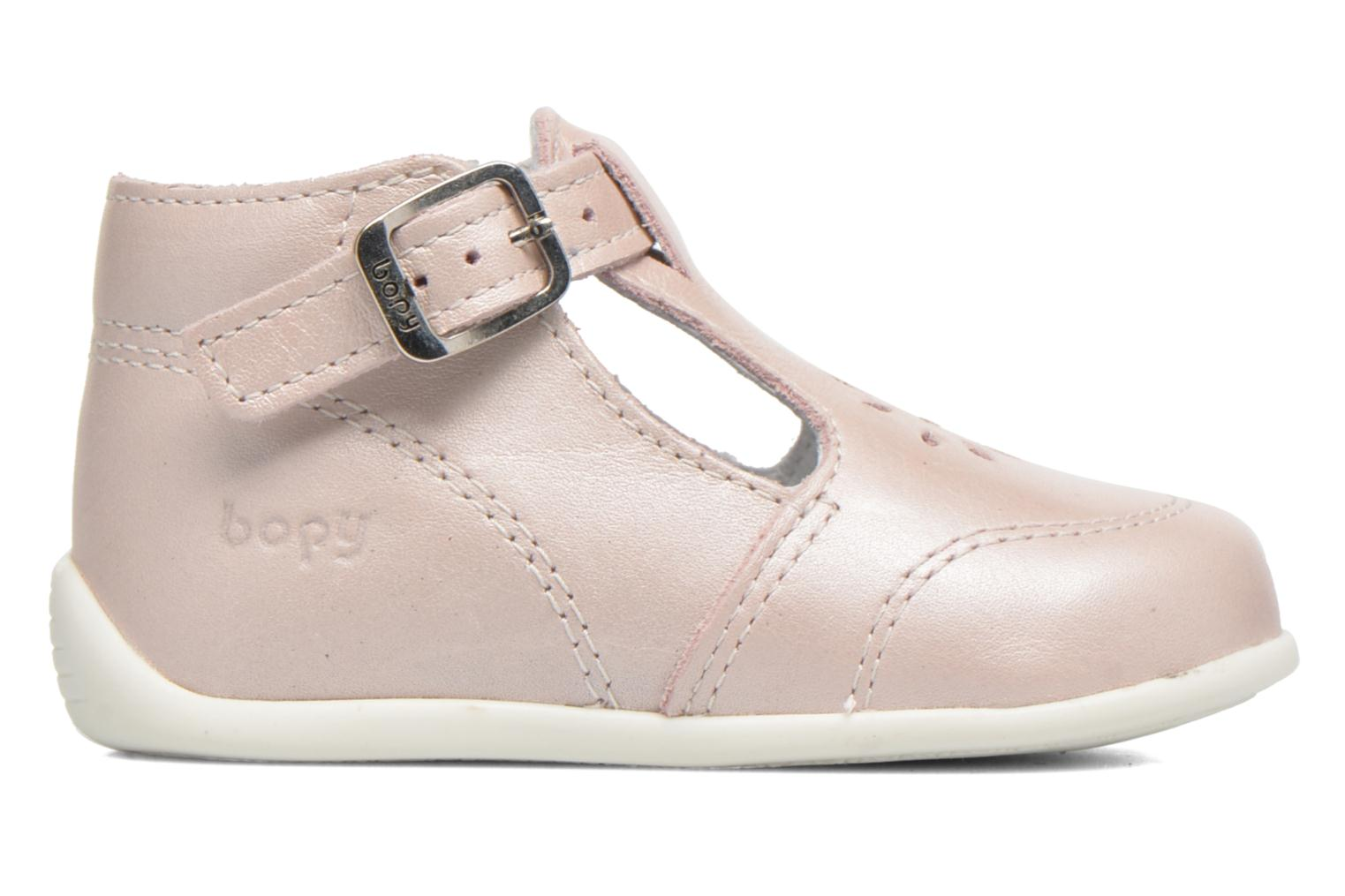 Summer boots Bopy Poumbo Pink back view