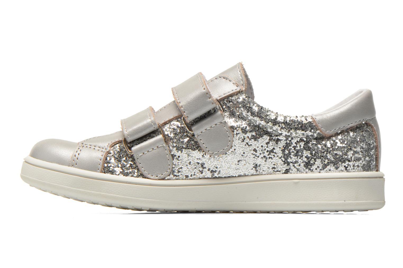 Sneakers Bopy Siana Zilver voorkant