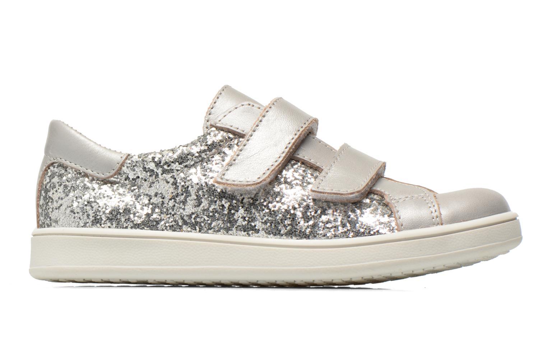 Sneakers Bopy Siana Zilver achterkant