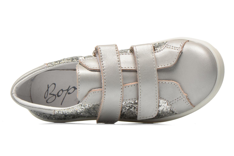 Sneaker Bopy Siana silber ansicht von links