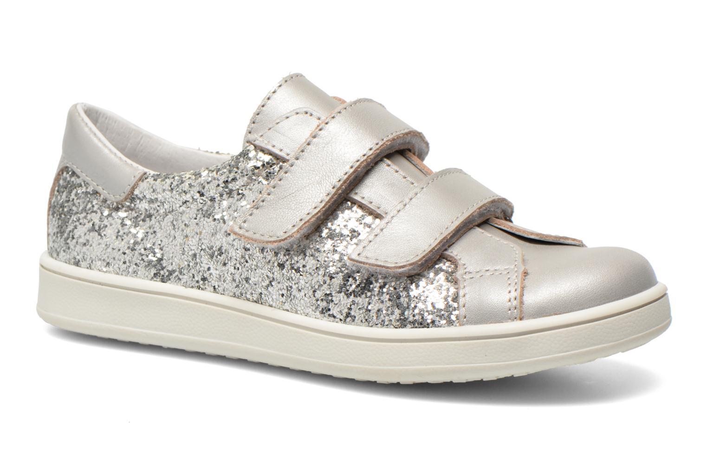 Sneakers Bopy Siana Zilver detail
