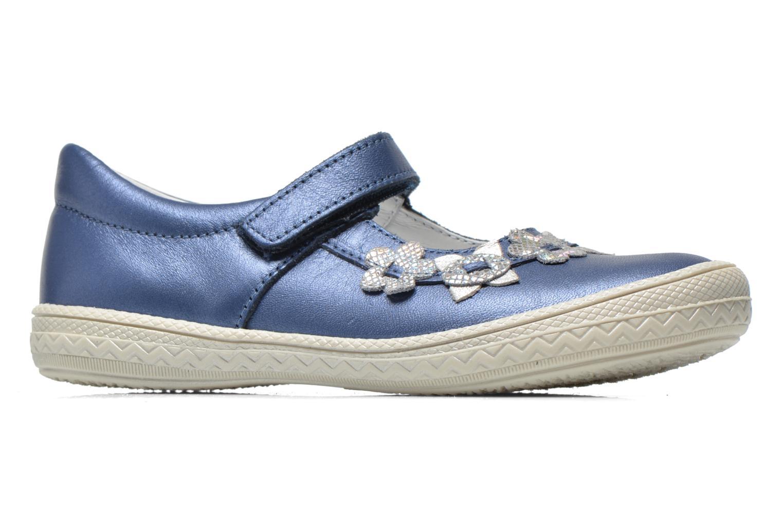 Sandales et nu-pieds Bopy Sidonie Bleu vue derrière