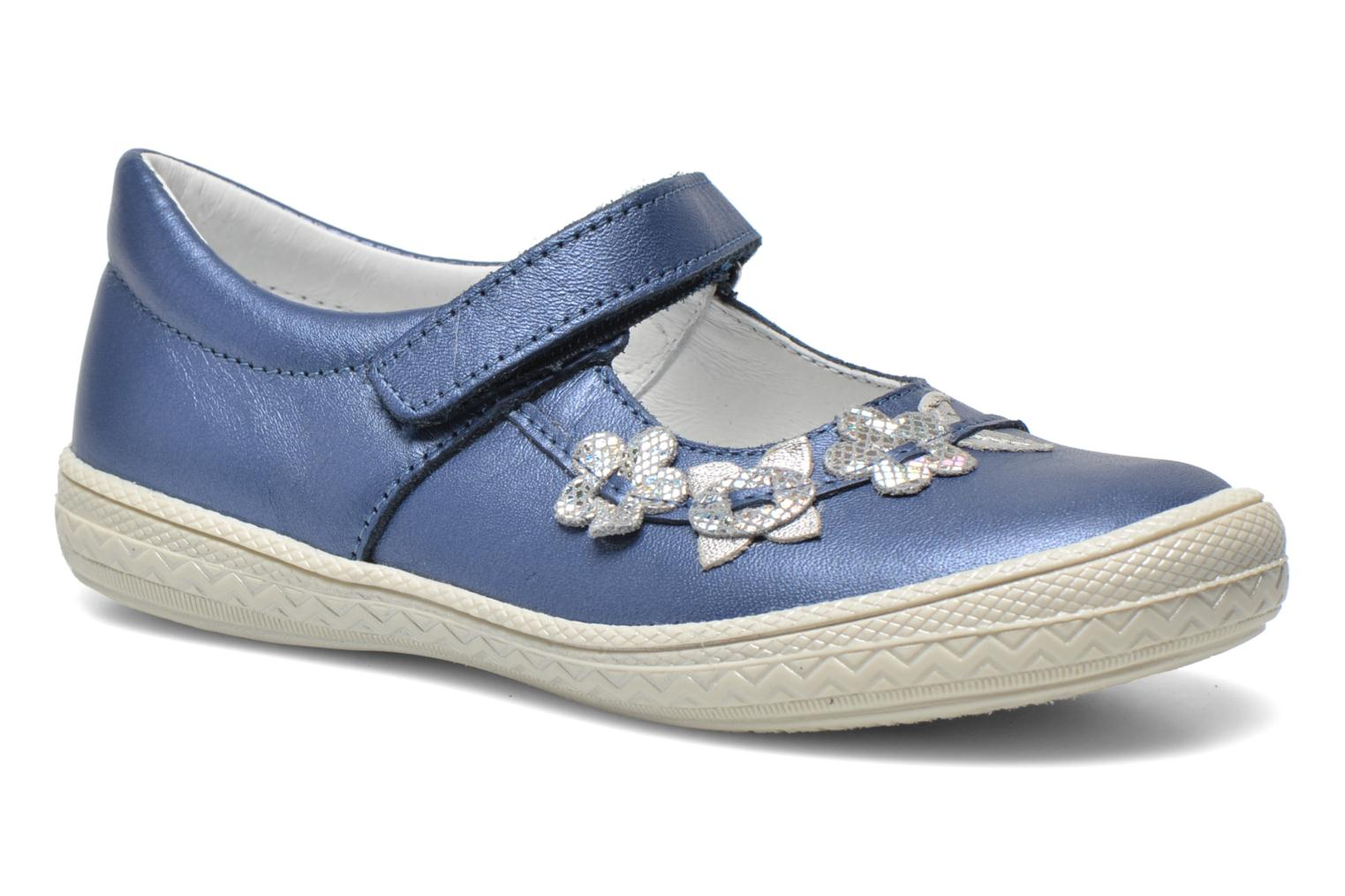 Sandals Bopy Sidonie Blue detailed view/ Pair view
