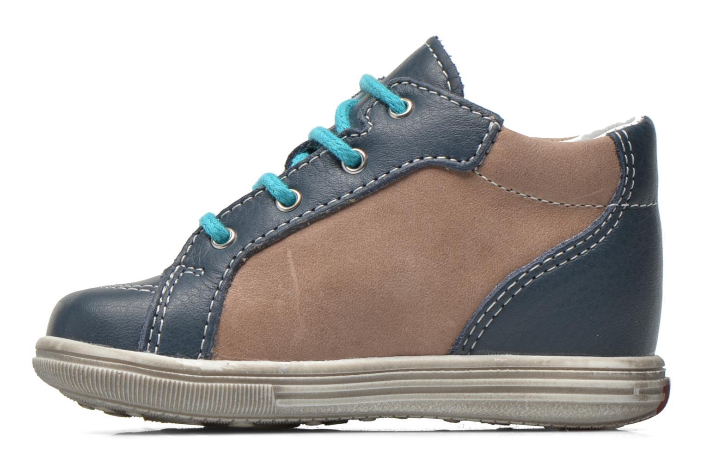 Boots en enkellaarsjes Bopy Zacky Blauw voorkant