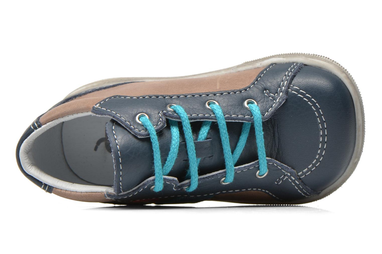 Stiefeletten & Boots Bopy Zacky blau ansicht von links