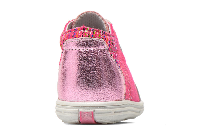 Ankelstøvler Bopy Zancho Pink Se fra højre