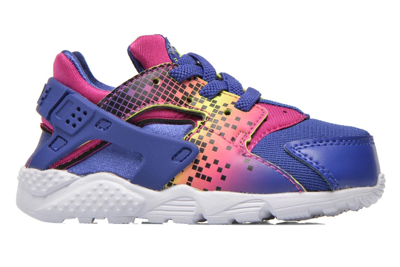 Sneaker Nike Nike Huarache Run Print (Td) lila ansicht von hinten