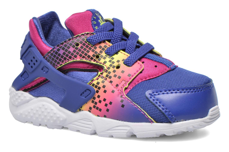 Sneaker Nike Nike Huarache Run Print (Td) lila detaillierte ansicht/modell