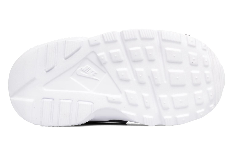 Baskets Nike Nike Huarache Run Print (Td) Noir vue haut