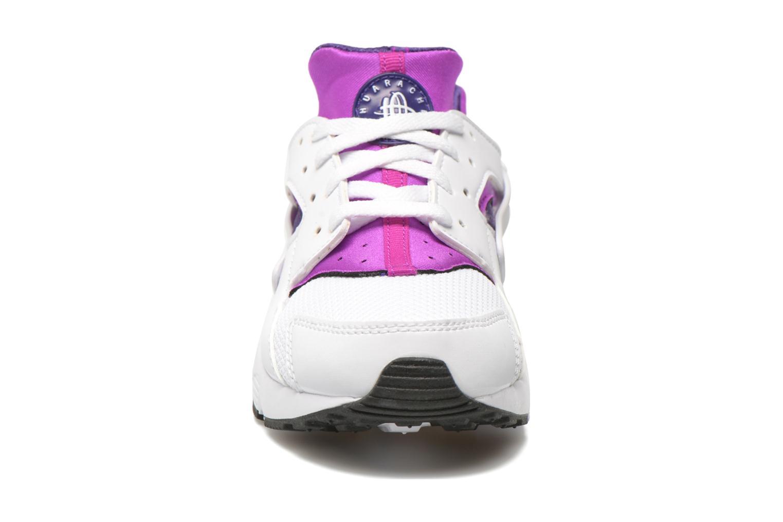 Sneakers Nike Nike Huarache Run (Ps) Bianco modello indossato