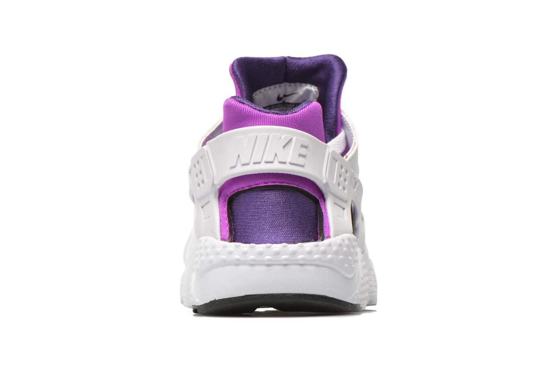 Deportivas Nike Nike Huarache Run (Ps) Blanco vista lateral derecha