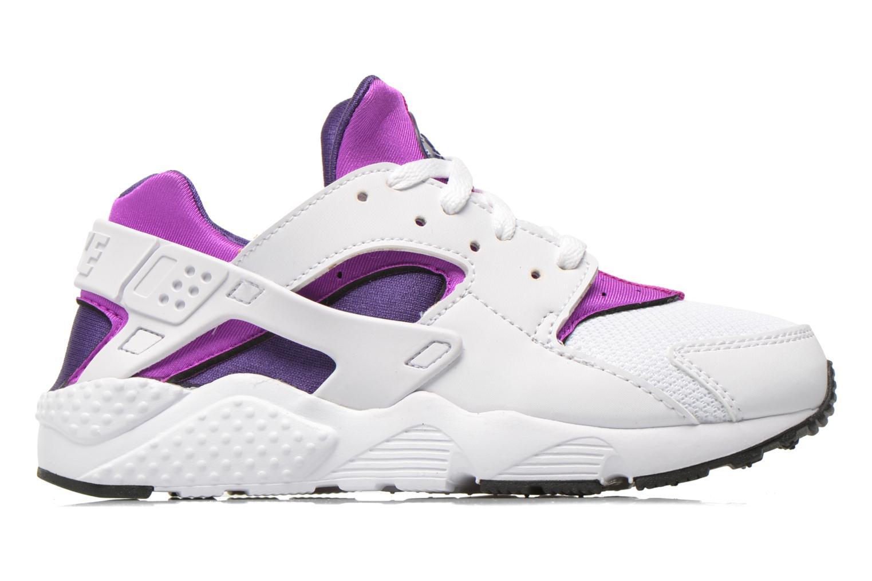 Sneakers Nike Nike Huarache Run (Ps) Bianco immagine posteriore