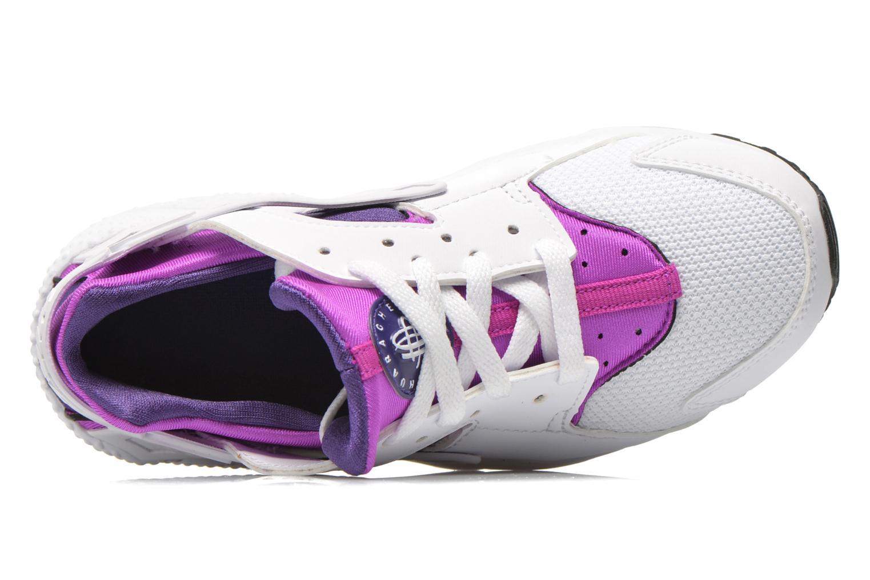 Sneakers Nike Nike Huarache Run (Ps) Bianco immagine sinistra
