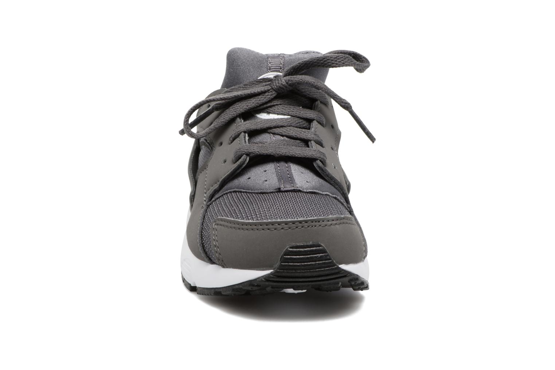 Baskets Nike Nike Huarache Run (Ps) Gris vue portées chaussures
