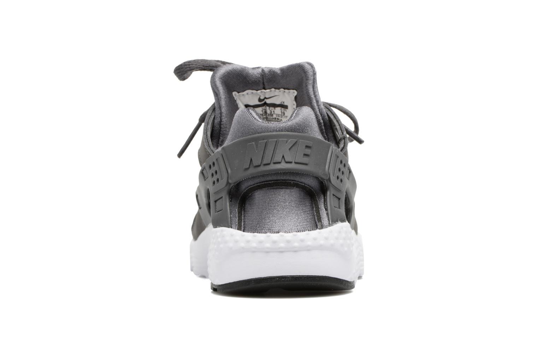 Baskets Nike Nike Huarache Run (Ps) Gris vue droite