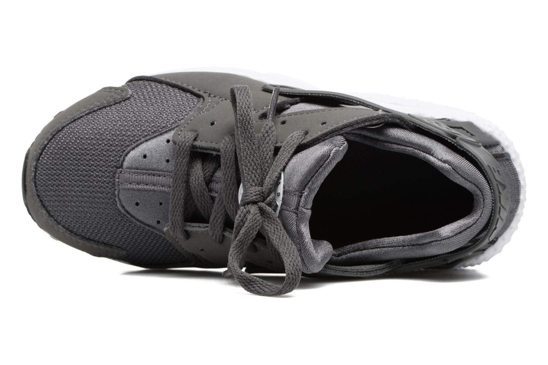 Baskets Nike Nike Huarache Run (Ps) Gris vue gauche