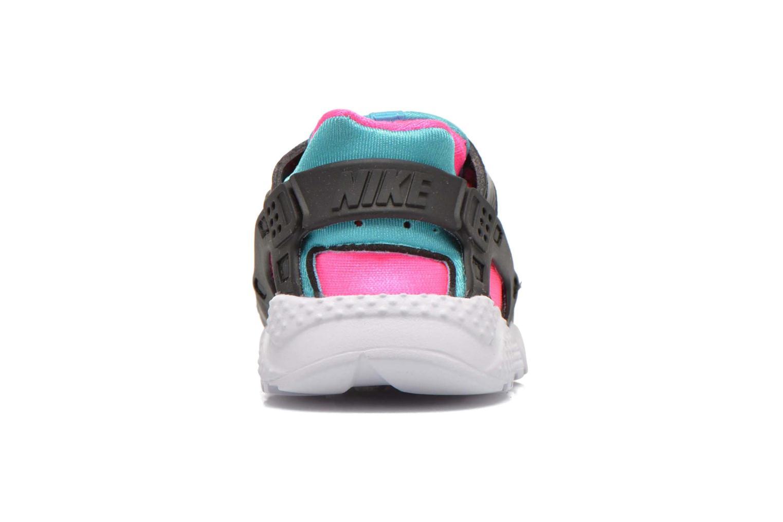 Baskets Nike Nike Huarache Run (Td) Noir vue droite