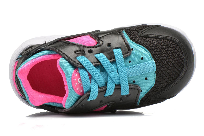 Baskets Nike Nike Huarache Run (Td) Noir vue gauche
