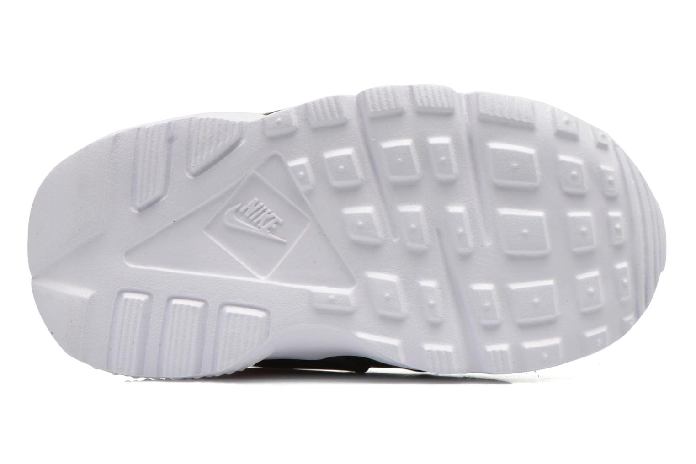 Baskets Nike Nike Huarache Run (Td) Noir vue haut