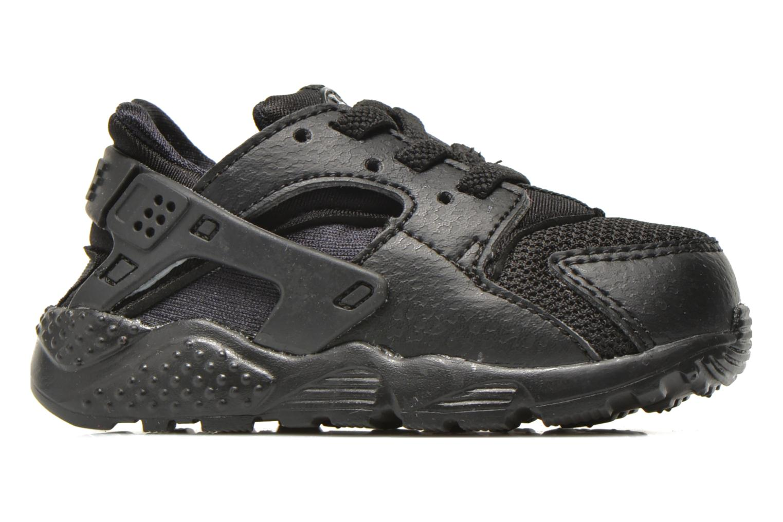 Sneaker Nike Nike Huarache Run (Td) schwarz ansicht von hinten